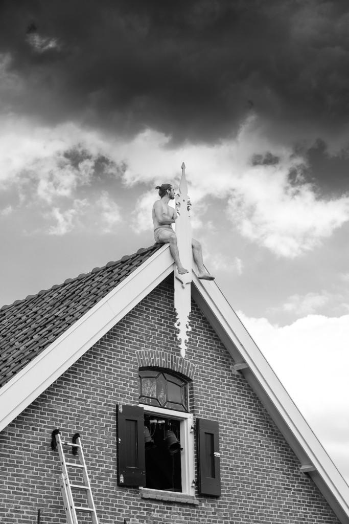 Rood Noot - Tafels Joost Segers Daniil Charms ©