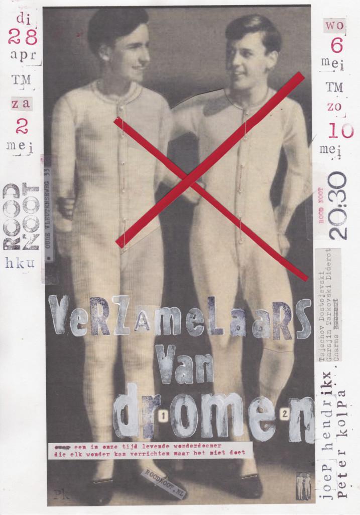drukversie poster Verzamelaars