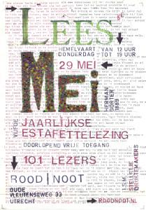 poster LeesMEI
