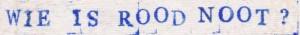wie is roodnoot logo